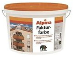 Краска Краска Alpina Fakturfarbe, База 1