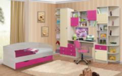 Детская комната Детская комната Союз-Мебель Акварель