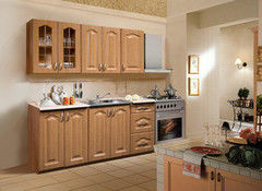 Кухня Кухня Артем-мебель Оля Классика ольха