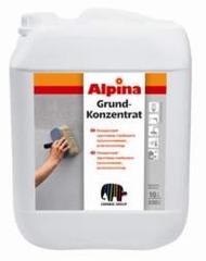Грунтовка Грунтовка Alpina Grund-Konzentrat 10л