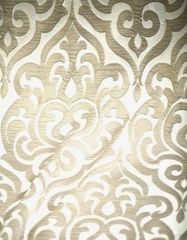 Ткани, текстиль noname Портьера с объемным рисунком FYL809-9