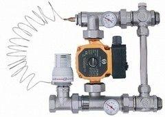 Комплектующие для систем водоснабжения и отопления Profline Насосная группа XF 15189