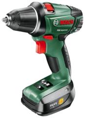 Дрель Дрель-шуруповерт Bosch PSR 14,4 LI-2 (060397340P)