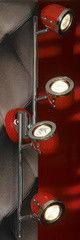 Настенно-потолочный светильник Lussole Tivoli LSN-3109-04