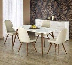 Обеденный стол Обеденный стол Halmar Richard белый
