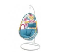 Кресло из ротанга Greendeco Portofino Rainbow 9841891