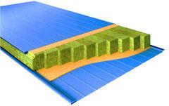 Сэндвич панель Сэндвич панель Ecopanel 1190-М 80 мм (стеновая)