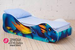 Детская кровать Детская кровать Бельмарко Дракоша - Огнедыш