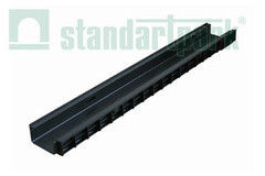 Ливневая канализация Standartpark Лоток водоотводный PolyMax Basic ЛВ-10.15.06-ПП пластиковый 8050