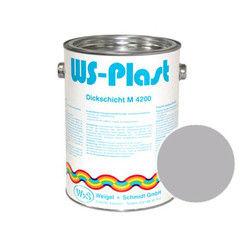 Краска Краска WS-Plast M 4200 0004 0.75л