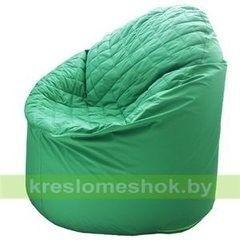 Бескаркасное кресло Бескаркасное кресло Kreslomeshok.by Bravo зелёное (+ синтепон)