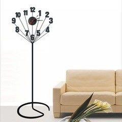 Декоративная светотехника Feron Часы-наклейка NL30