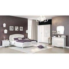 Спальня Аква Родос Сан Ремо (Белый Глянец)