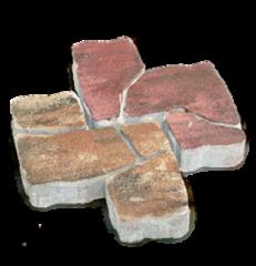 Тротуарная плитка Тротуарная плитка SUPERBET Кальцит