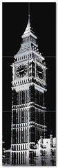 Плитка Плитка Maciej Zien London Piccadilly Big Ben 2 59.8x179.8