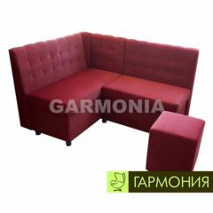 Кухонный уголок, диван Гармония Консул (185x65x85x135)