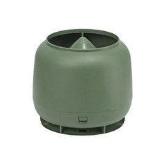Кровельная вентиляция ТехноНиколь Колпак D 110 RR зелёный