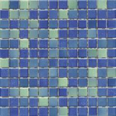 Мозаика Мозаика Vitra Mix 8 D. Blue-Green