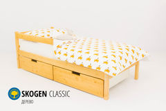 Детская кровать Детская кровать Бельмарко Skogen Classic дерево