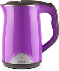Электрочайник Электрочайник Galaxy GL0301 фиолетовый