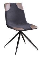 Кухонный стул Atreve Lars (серый+светлый серый/черный)
