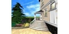 Ландшафтный дизайн Мистер Плиткин Участок в классическом стиле