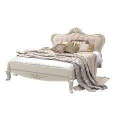 Кровать Кровать Аква Родос Версаль 1600  (Слоновая Кость)