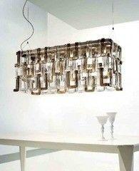 Светильник Evi Style Tessuti Morosini   SO 90 MINI ES0202SO08FCAL