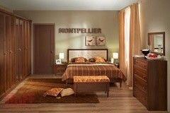 Спальня Глазовская мебельная фабрика Спальня Montpellier 3
