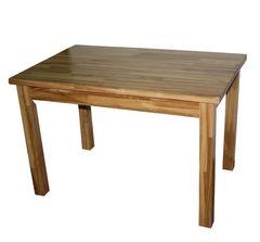 Обеденный стол Обеденный стол ИУ №5 TER-TAB 120 (120x80) массив дуба