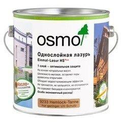 Защитный состав Защитный состав Osmo Однослойная лазурь Einmal-Lasur HS Plus (0.125 л)