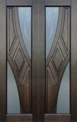 Межкомнатная дверь Межкомнатная дверь из массива Ока Глория 2