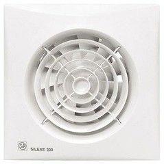Вентилятор Вентилятор Soler & Palau SILENT-200 CZ