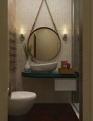Дизайн ванной MMInteriors Пример 13