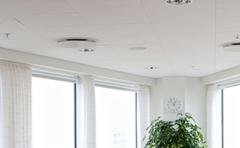 Подвесной потолок Подвесной потолок Rockfon MediCare Standard
