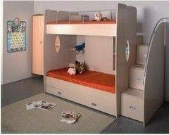 Двухъярусная кровать VMM Krynichka подростковая (модель 18)