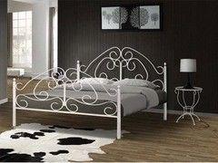Кровать Кровать БелНордСтайл Ксения-2 160х200