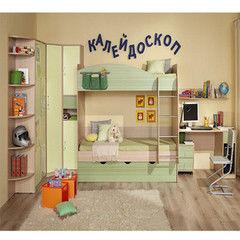 Детская комната Детская комната Глазовская мебельная фабрика Калейдоскоп 03