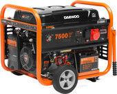 Генератор Генератор  Бензиновый генератор Daewoo Power GDA 8500E-3