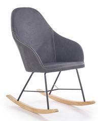 Кресло Кресло Halmar Lagos (темно-серый)