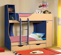 Двухъярусная кровать Калинковичский мебельный комбинат КМК 05