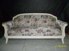 Элитная мягкая мебель Союз-Мебель Ольгерд 3-местный