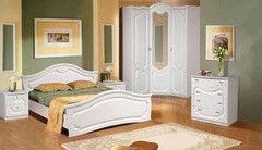 Спальня Мебель-Неман Орхидея (белая)