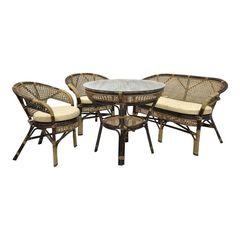 Комплект мебели из ротанга ЭкоДизайн Classic Rattan Java-3 Б