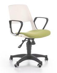 Офисное кресло Офисное кресло Halmar Jumbo (белый/зеленый)