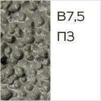 Бетон Керамзитобетон В7.5 П3