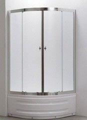 Душевая кабина Душевая кабина Belezzo HX-514 80x80 матовое стекло