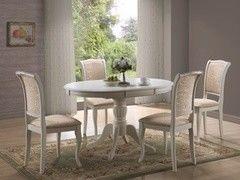 Обеденный стол Обеденный стол Signal OLIVIA bianco