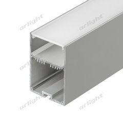 Arlight Профиль с экраном SL-LINE-4970-2500 ANOD+OPAL