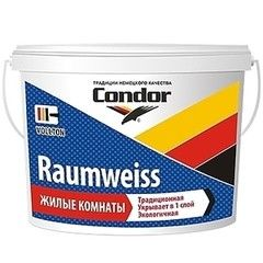 Краска Краска Condor Raumweiss 5л